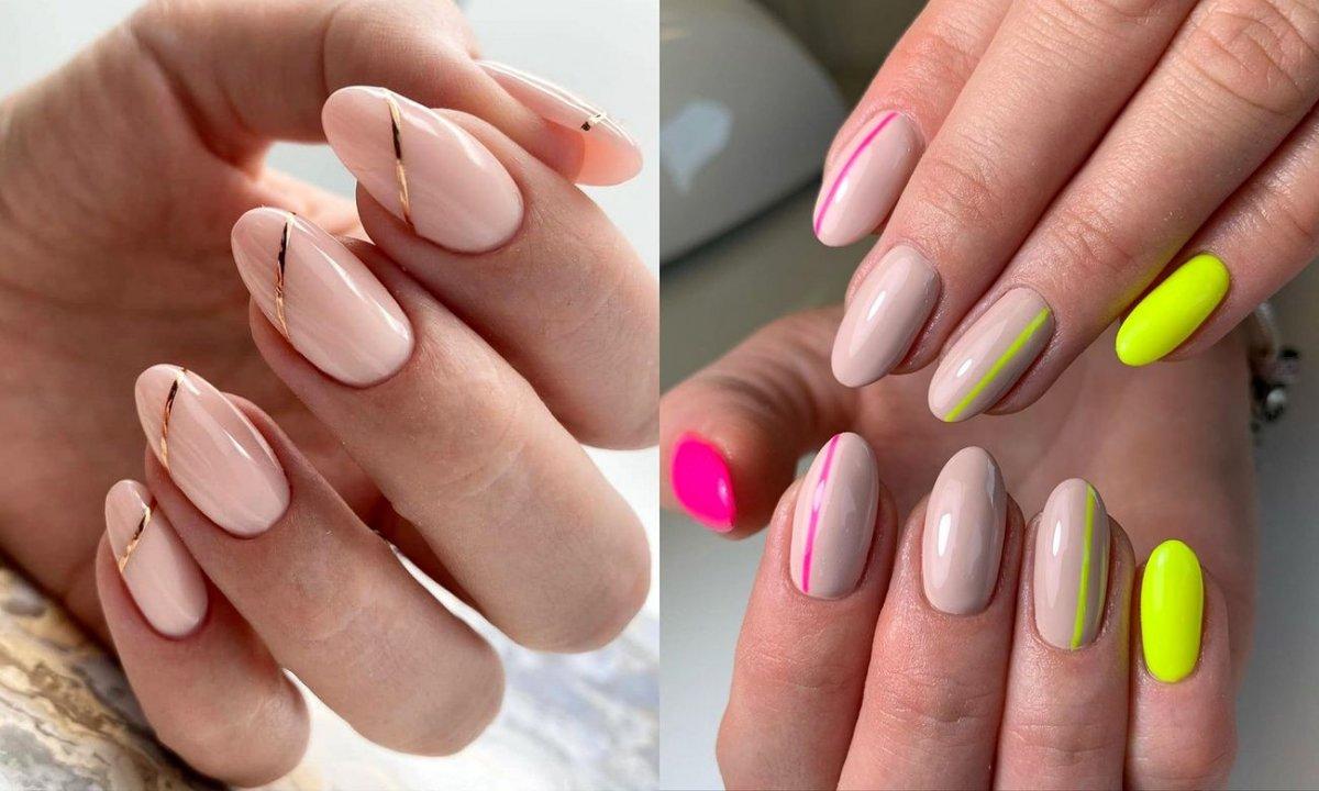 Beżowy manicure - 25 najnowszych stylizacji w odcieniach nude
