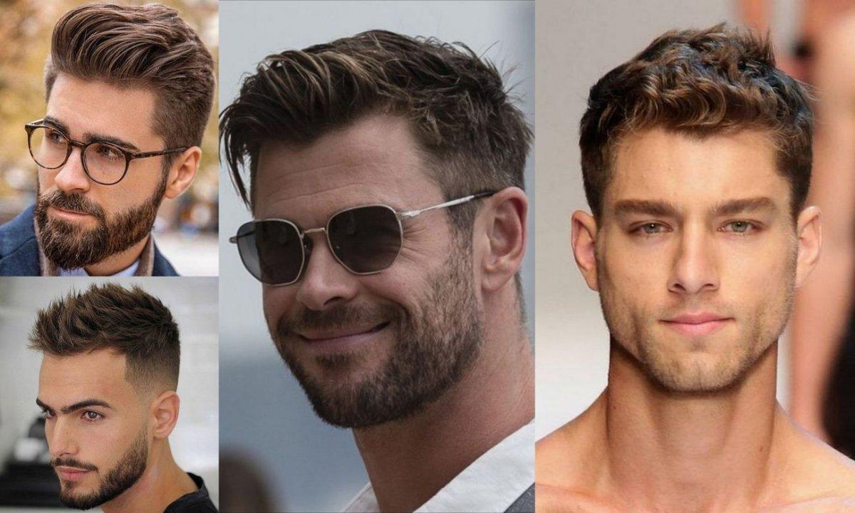 Supermodne fryzury męskie – katalog stylowych cięć