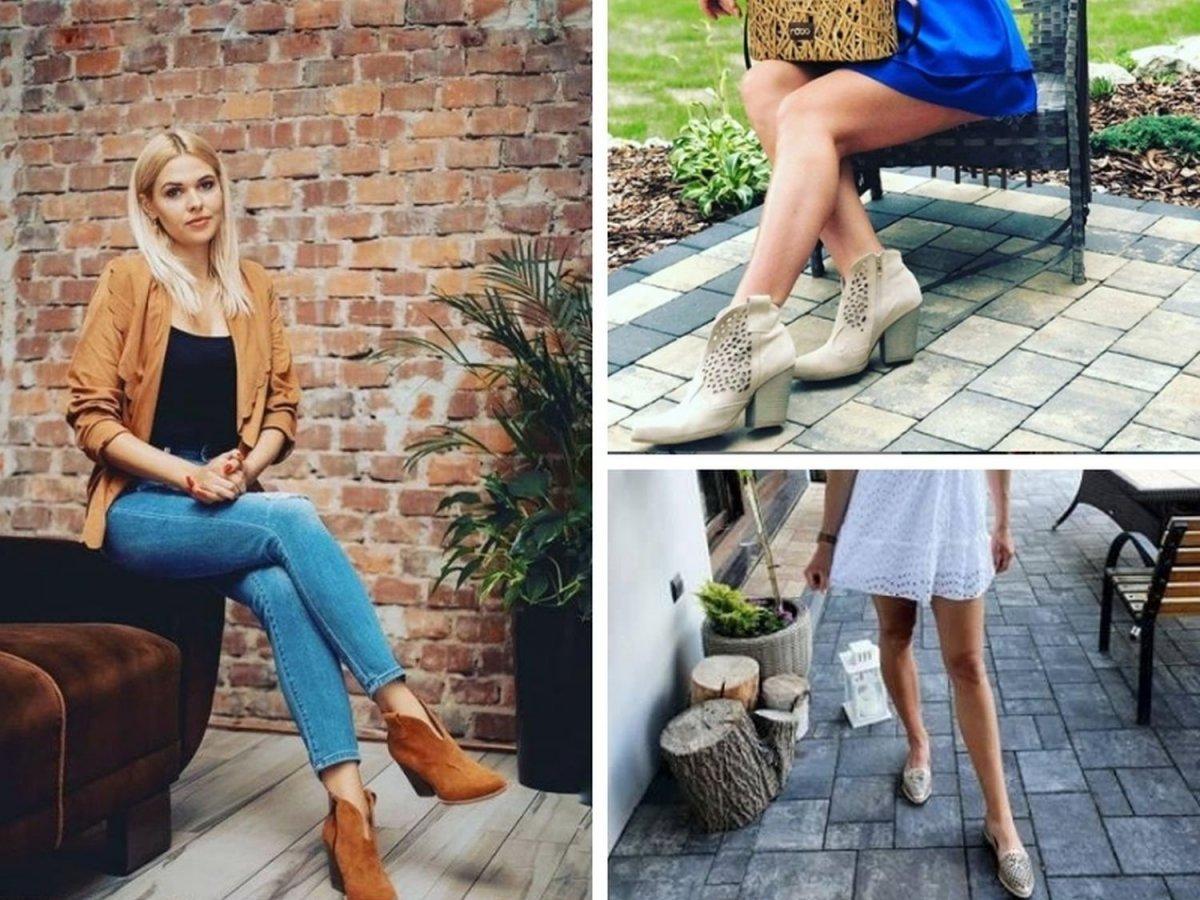 Botki, czółenka czy kowbojki? Sprawdź jakie buty będą modne tej jesieni!