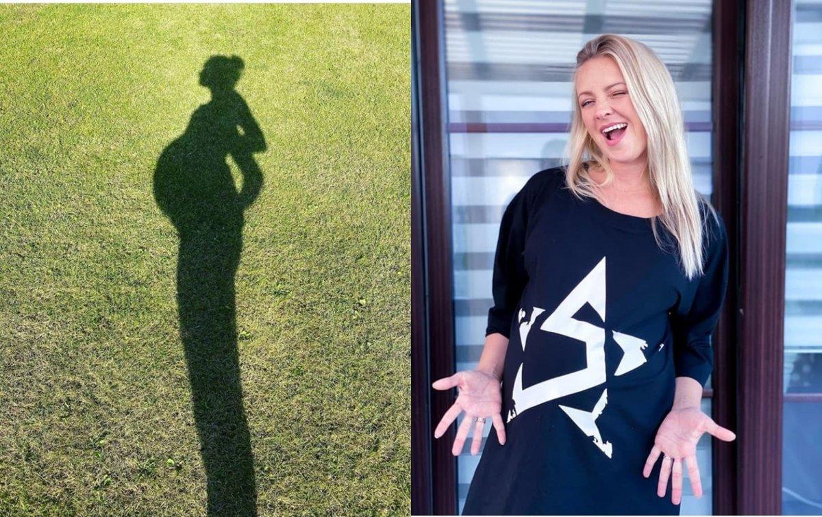 """Barbara Kurdej Szatan chwali się swoim baby shower: """"było pięknie i magicznie"""" - wspomina. Kto się pojawił?"""