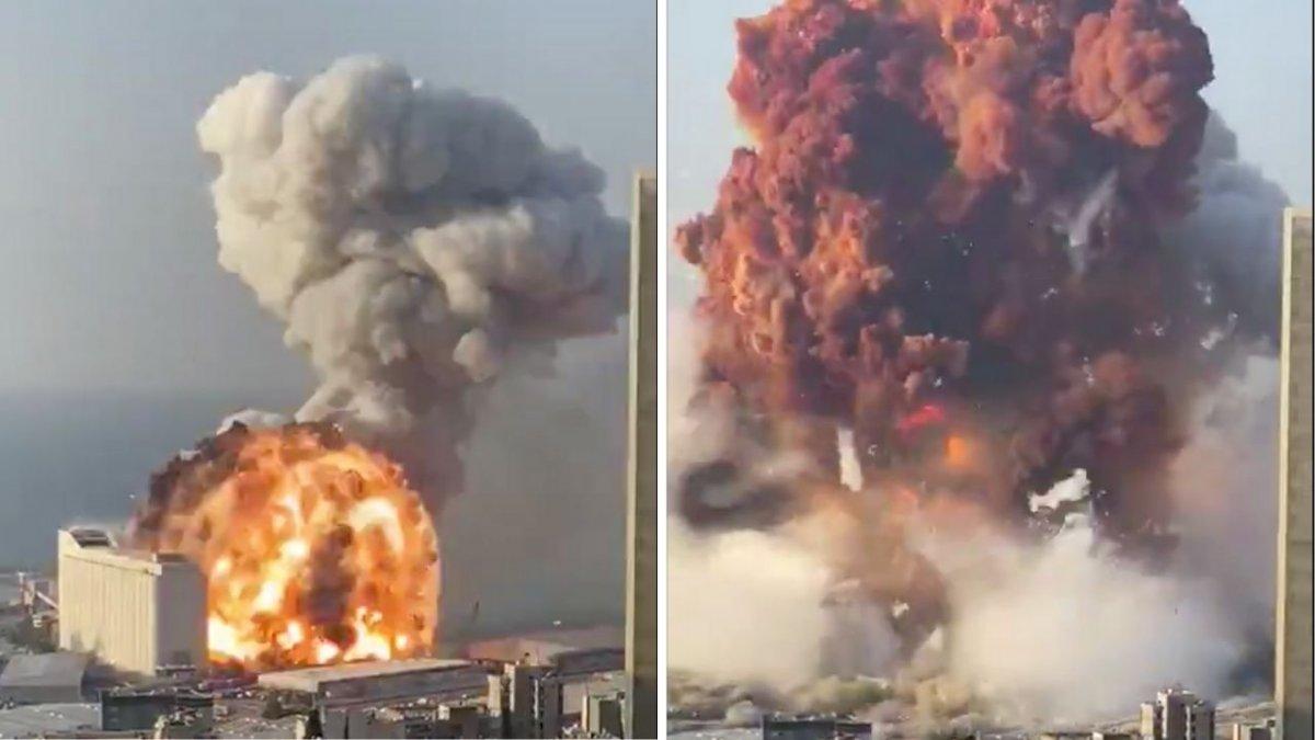 Wybuch chemikaliów w Bejrucie. Są dziesiątki ofiar śmiertelnych i tysiące rannych