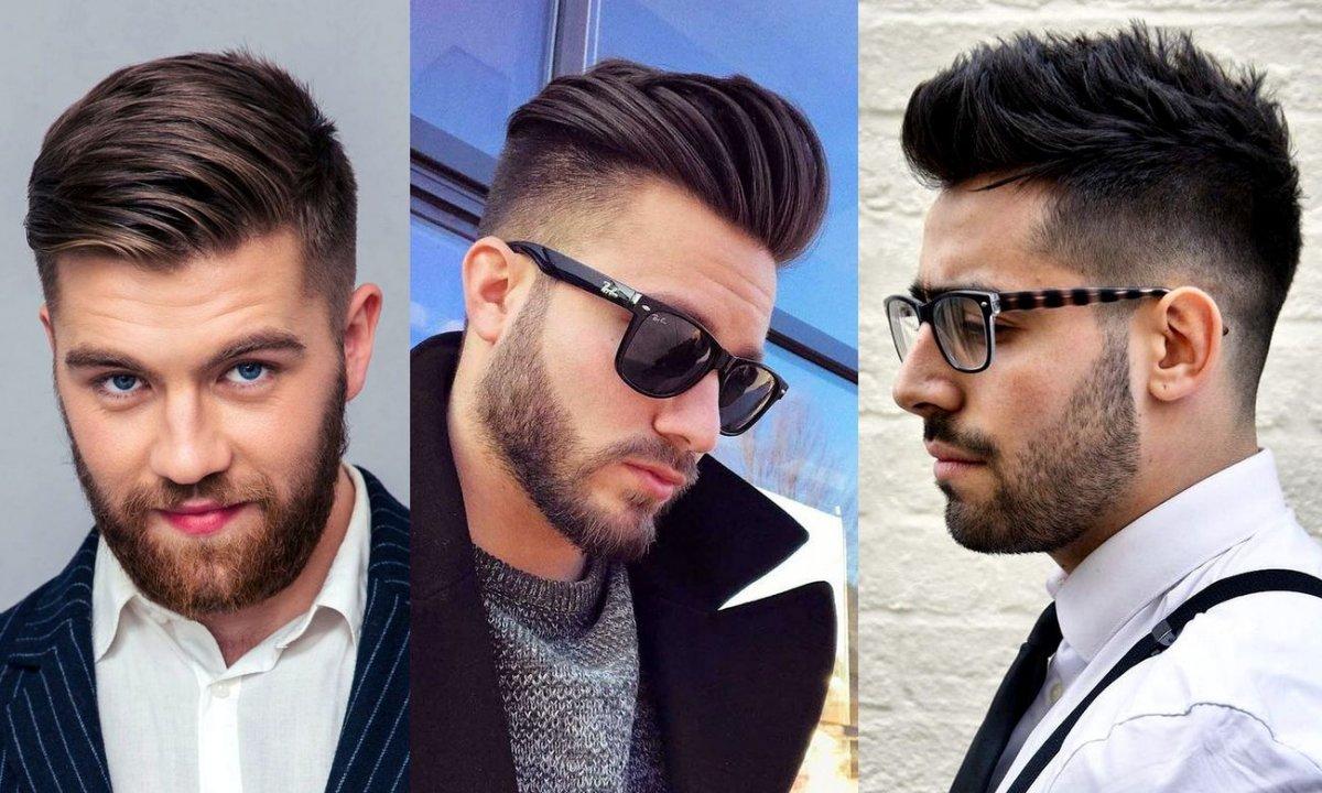 Modne fryzury męskie - 20 modnych cięć na jesień 2020