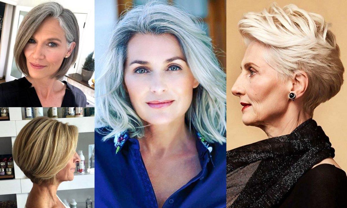 Modne fryzury dla 50-latki - kilkanaście charyzmatycznych cięć