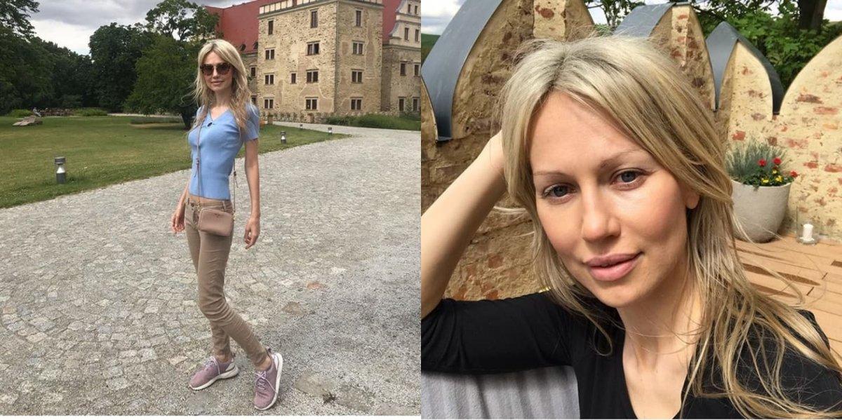 Magdalena Ogórek trafiła do szpitala. Z różańcem w ręku prosi fanów o modlitwę w jej intencji