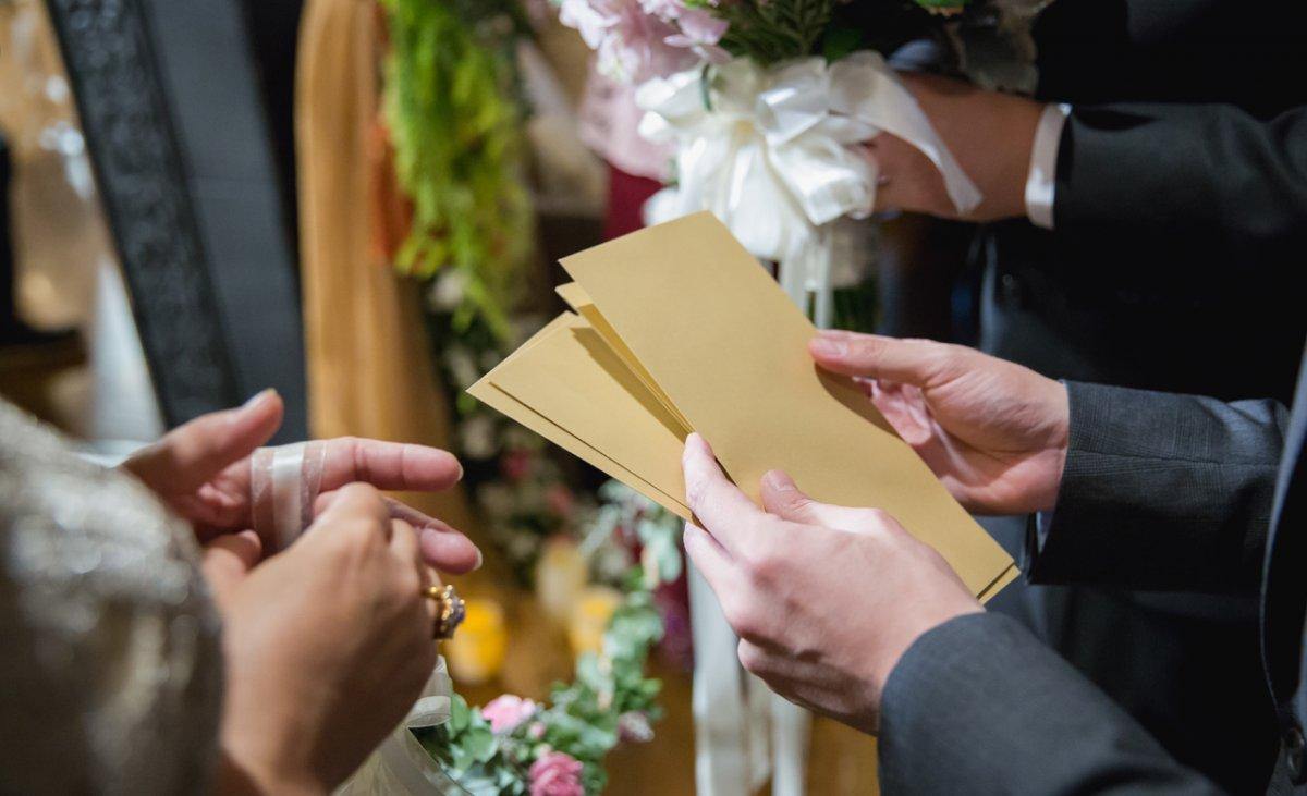 """""""Na weselu w kopercie dam pocięte gazety. Nikt się nie zorientuje"""""""