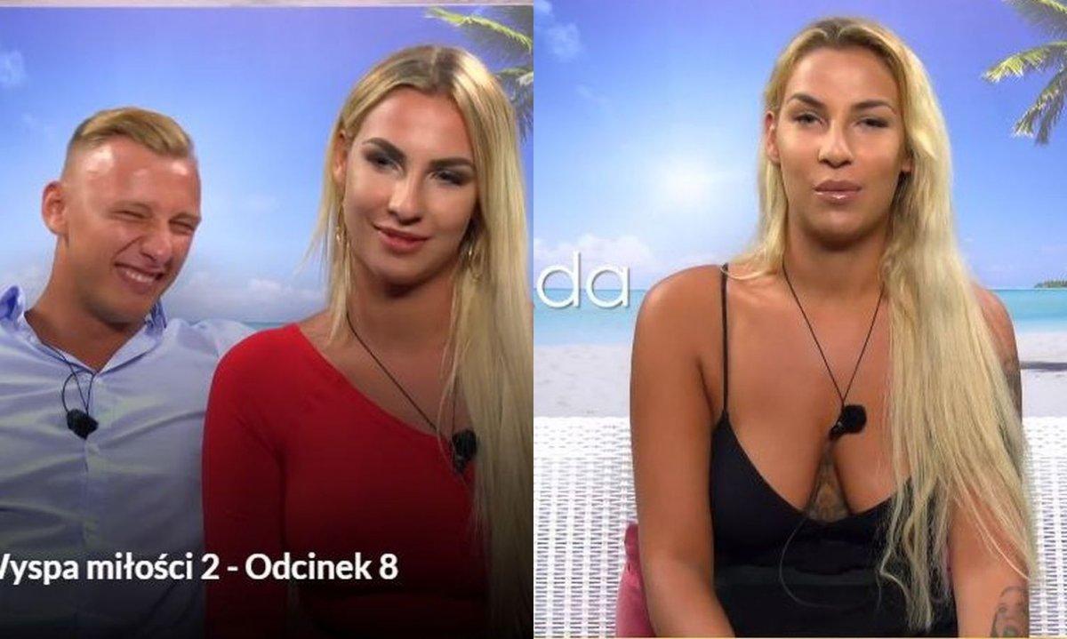 Love Island: Ada i Dominik jako pierwsi trafili do kryjówki! Po wszystkim ją rzucił! Są zdjęcia!