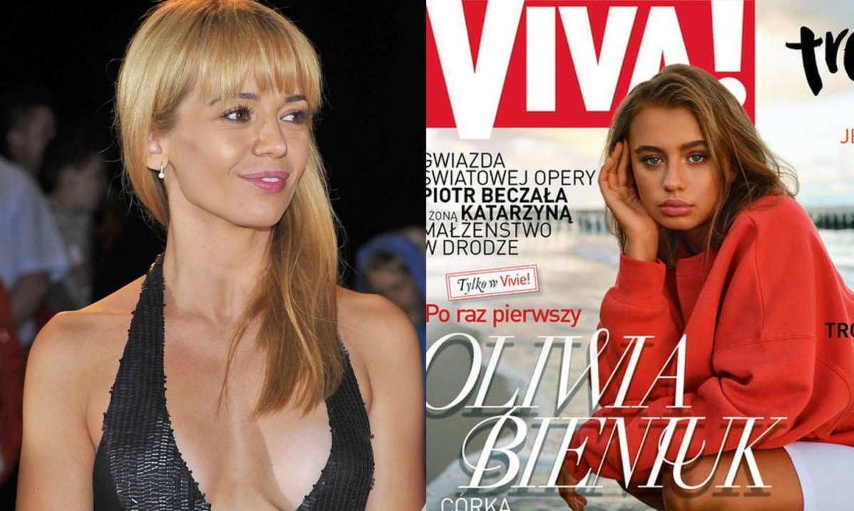 """Oliwia Bieniuk pozuje na okładce """"VIVY!""""! Pierwszy raz mówi o zmarłej mamie, Annie Przybylskiej"""
