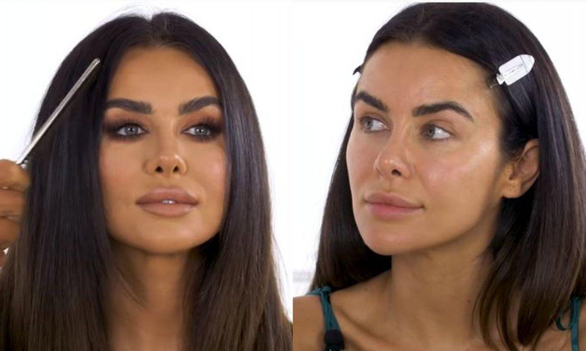 Natalia Siwiec w makijażu w stylu Kim Kardashian to hit sieci! Ale internauci patrzą tylko na jedno...