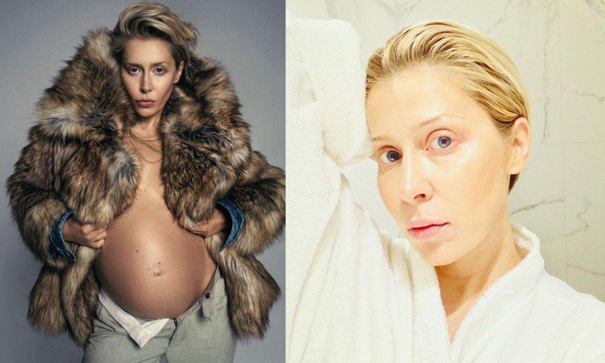 Katarzyna Warnke pozuje w bikini rok po porodzie! Jak się prezentuje?