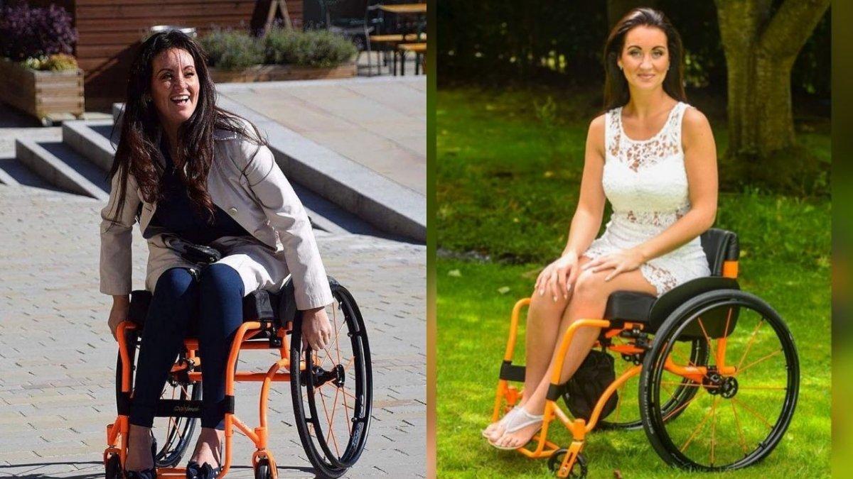 Wylądowała na wózku, a mąż zostawił ją z 5 dzieci. Teraz jej historia inspiruje tysiące osób
