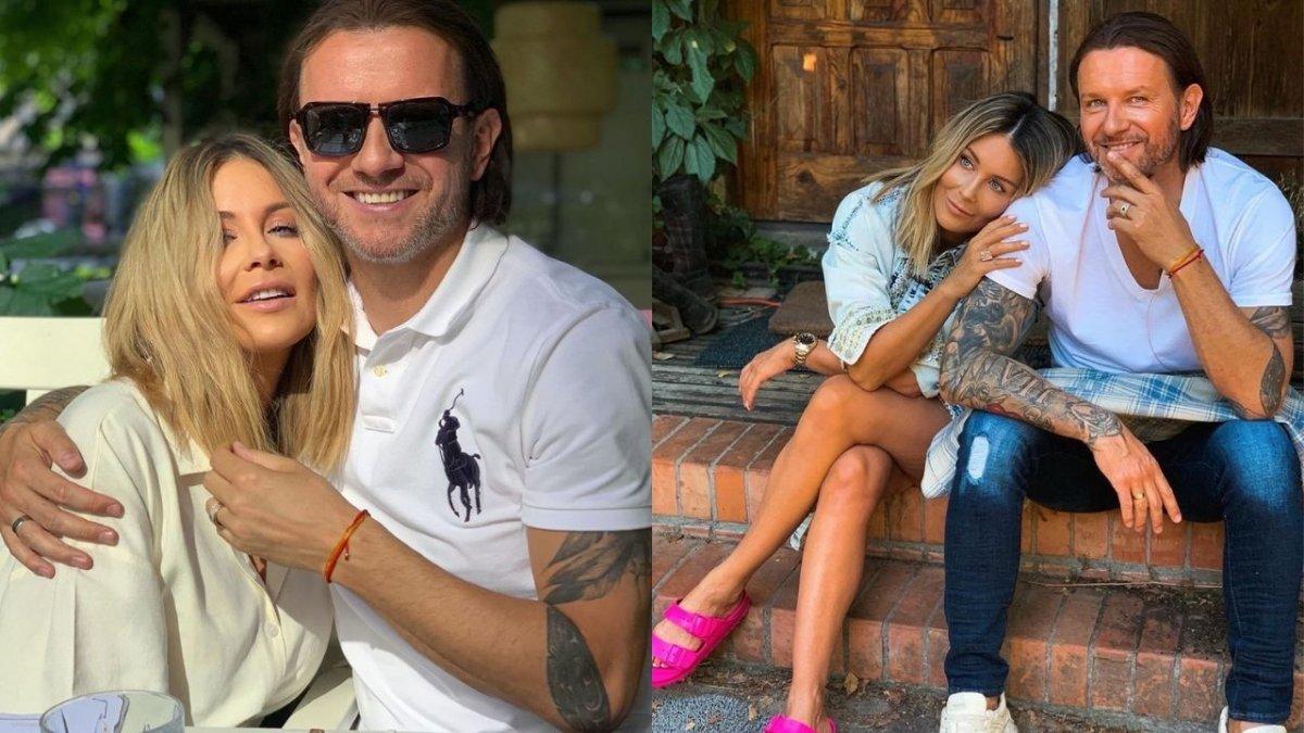 Małgorzata Rozenek i Radosław Majdan obchodzą 4 rocznicę ślubu. Co przygotował Radek?