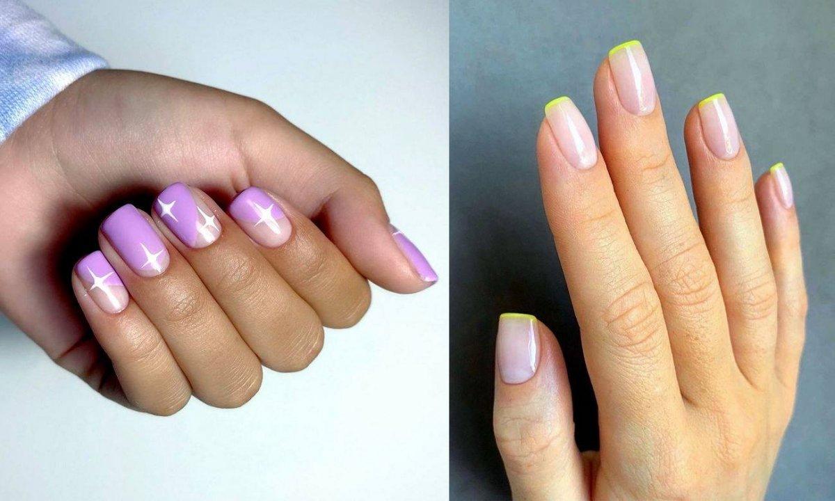 Manicure dla krótkich paznokci - 20 najpiękniejszych stylizacji