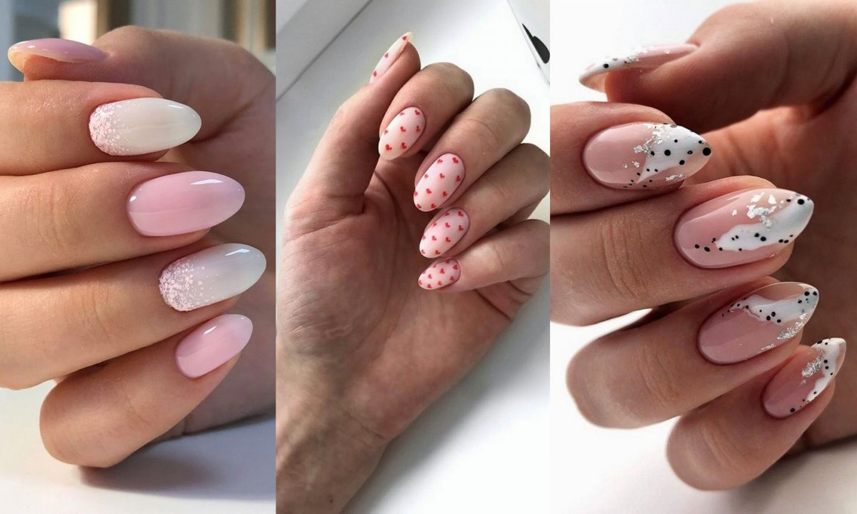 Różowy manicure - 22 najlepsze stylizacje paznokci