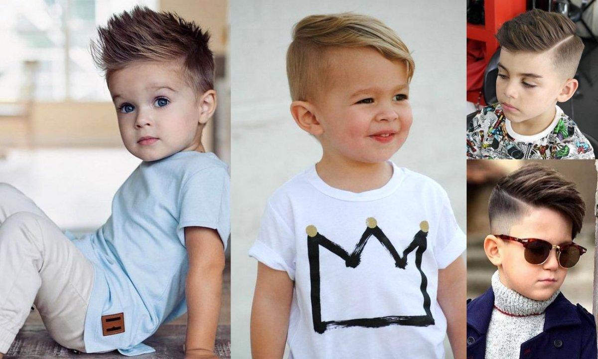Przegląd fryzur dla chłopców w różnym wieku - 18 najlepszych propozycji