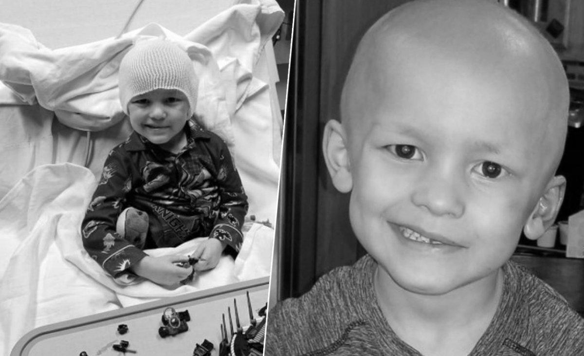 Umierający 5-latek przygotował własny nekrolog i zaplanował pogrzeb. Rodzicom pękło serce
