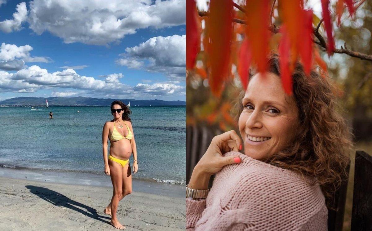 """Monika Mrozowska odmawia naturalnego porodu: """"Rodzenie w maseczce""""? Tego sobie nie wyobraża!"""