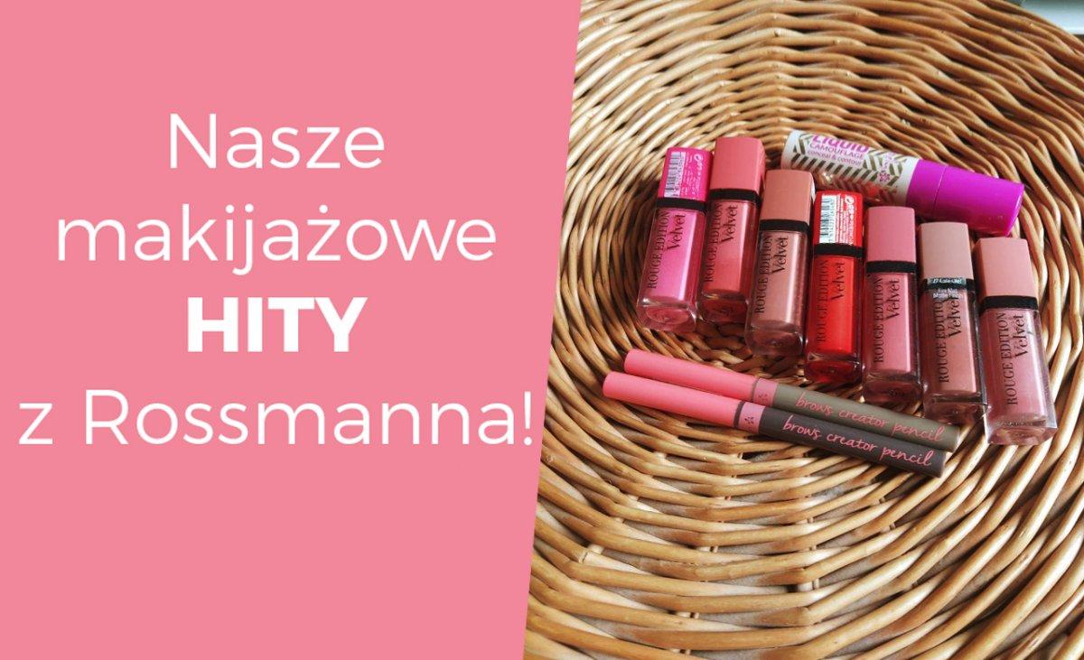 Szalona promocja na kolorówkę w Rossmanie. Dzielimy się z Wami swoimi typami!