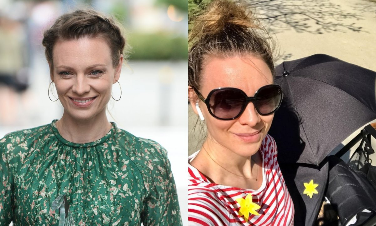 Magdalena Boczarska topless w zaawansowanej ciąży! Jej opowieść wzrusza do łez
