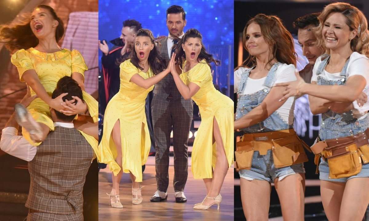 Taniec z Gwiazdami: Gwiazdy zatańczyły w trójkątach! Kto wypadł najlepiej?