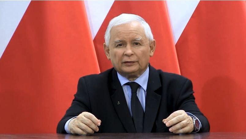 Jarosław Kaczyński, Strajk Kobiet