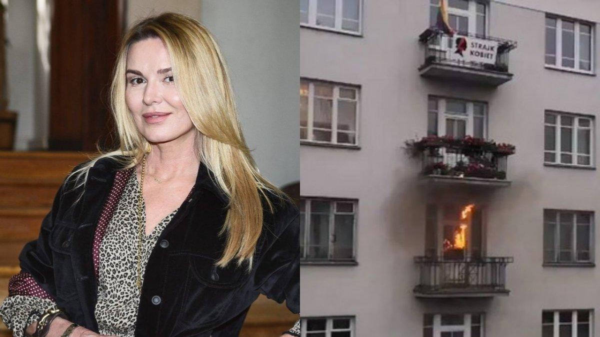 """Hanna Lis nazwała Marsz Niepodległości """"marszem nienawiści."""" """"Do pierdla z nimi wszystkimi!"""""""