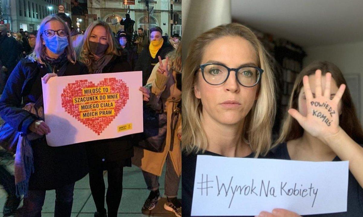 Małgorzata Trzaskowska krytykuje kościół: Z domu wynosi się to, jakim się jest człowiekiem