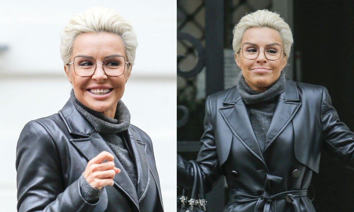 Blanka Lipińska w stylizacji jak rasowa domina! W co ona się ubrała?!