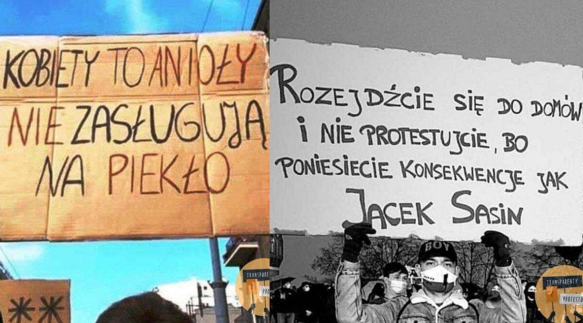 Strajk Kobiet zyskał na sile! Oto nowe hasła z transparentów! Najlepszy to nr 5