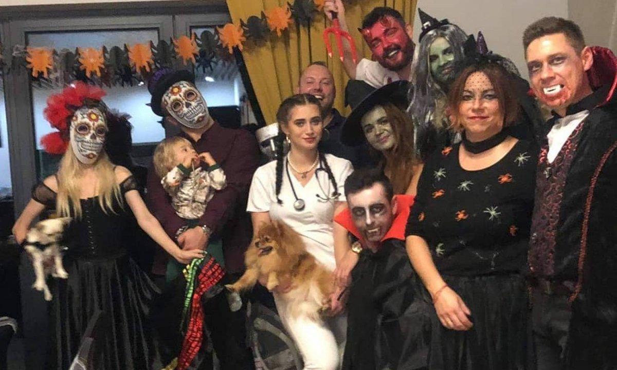 Ślub od pierwszego wejrzenia: Uczestniczy przebrali się na Halloween! Spadła na nich fala krytyki