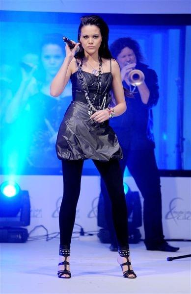 Występ Dominiki Gawędy