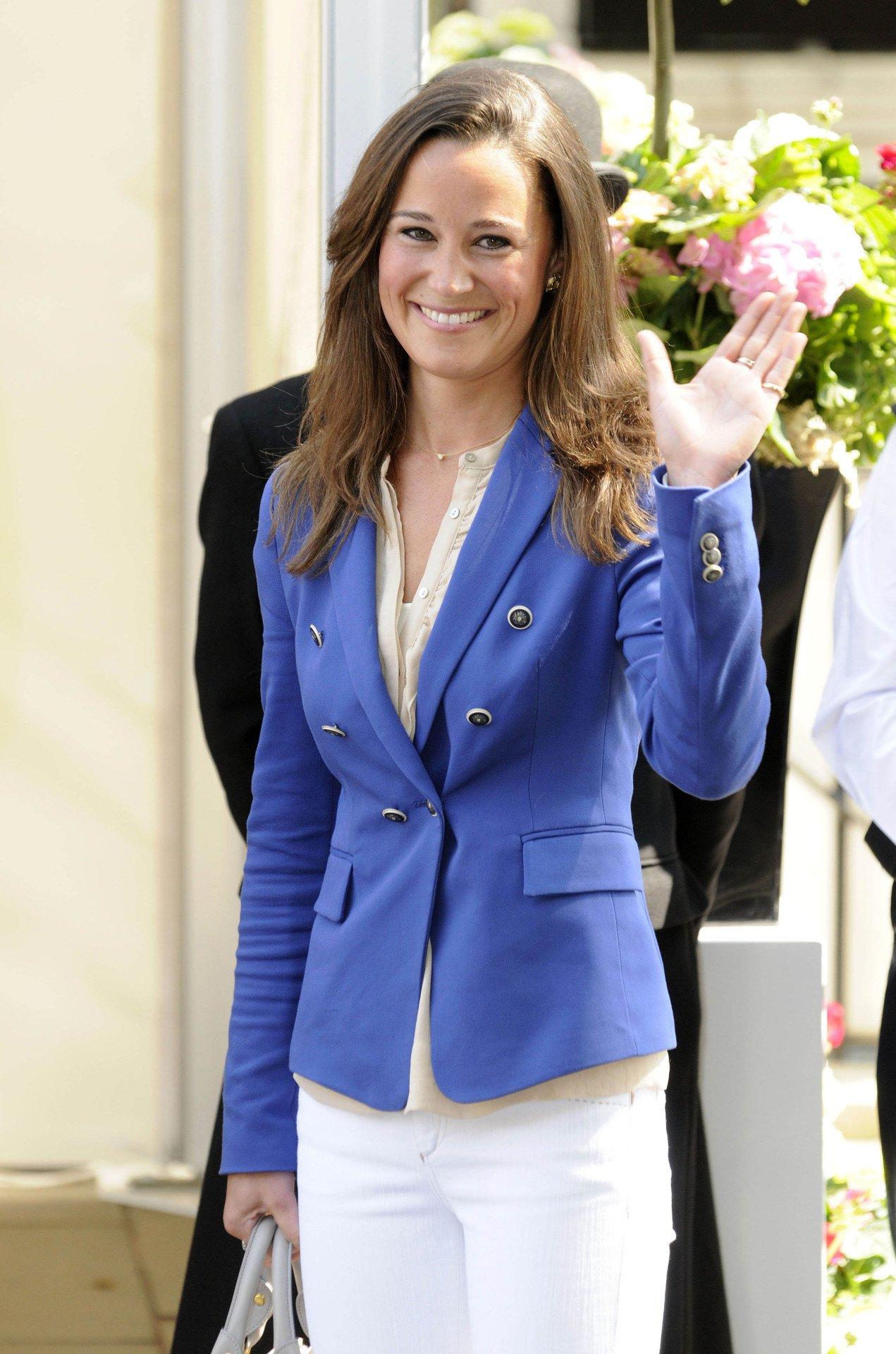 Pippa Middleton podrywa księcia Harryego?