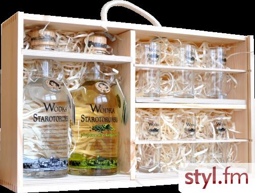 Wodka Starotorunska