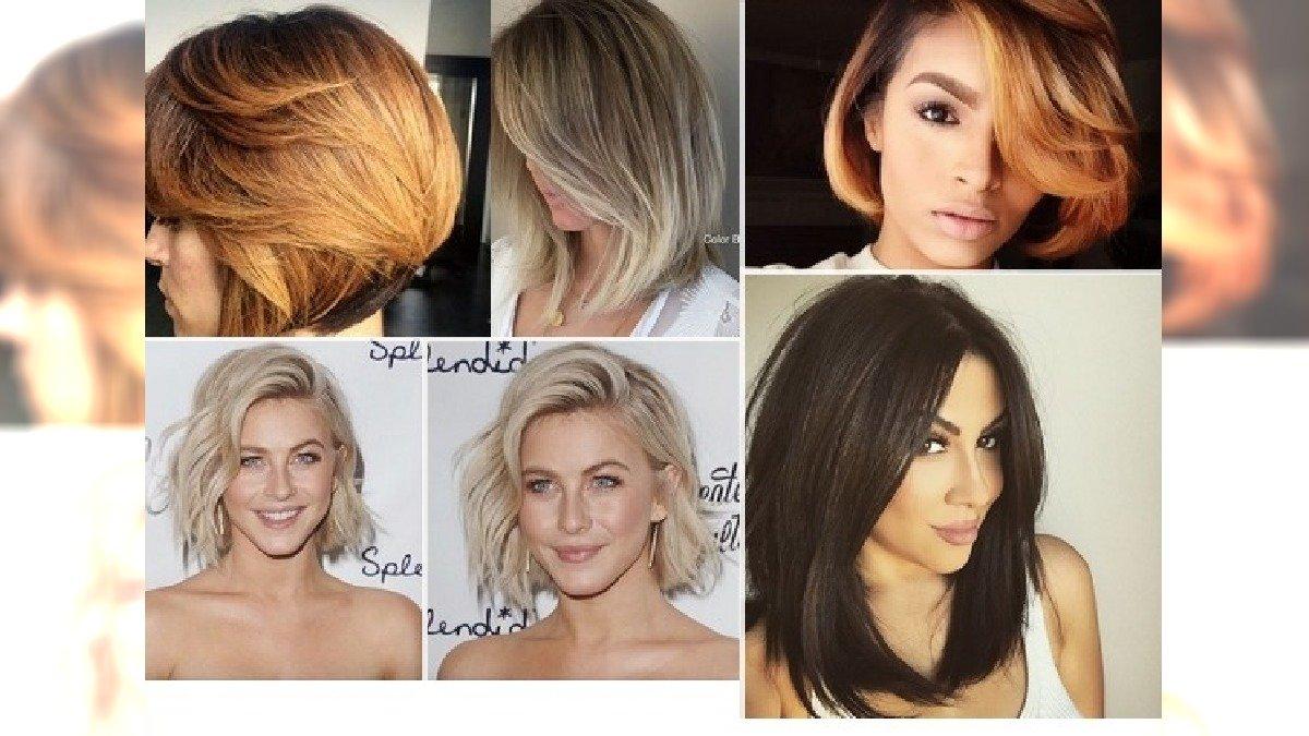 45 fryzury dla Krótkie fryzury