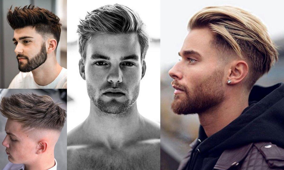 Modne fryzury męskie – przegląd najlepszych cięć