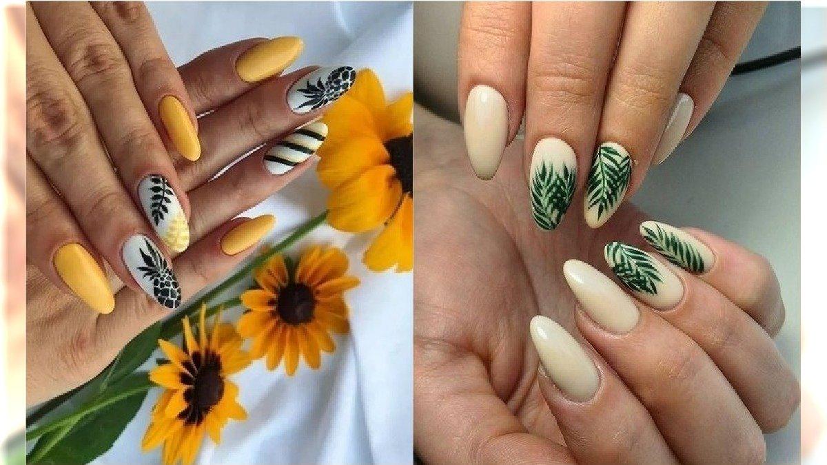 Wzorki na paznokcie na lato - najpopularniejsze trendy z Instagrama
