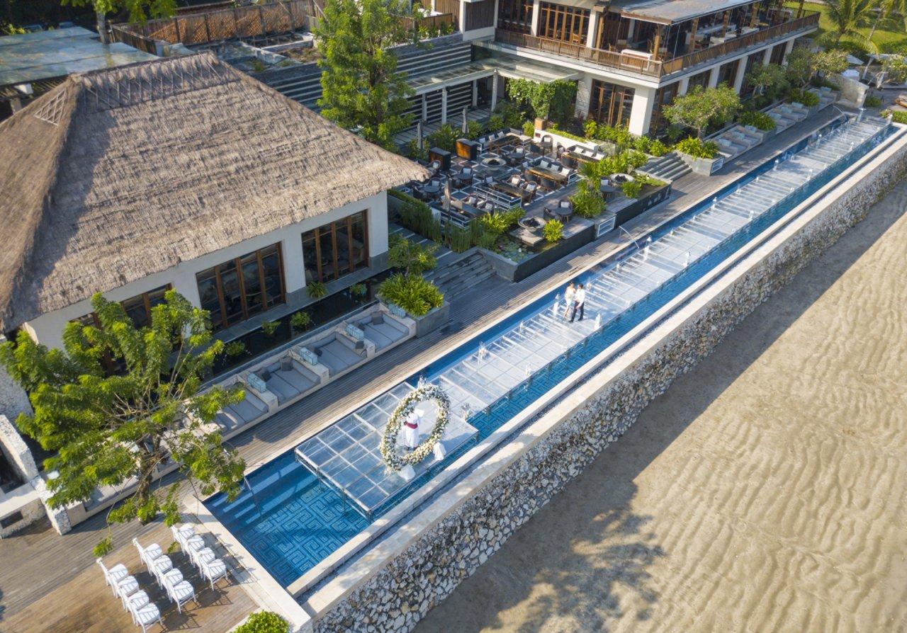 Four Seasons Resort Bali at Jimbaran, Bali