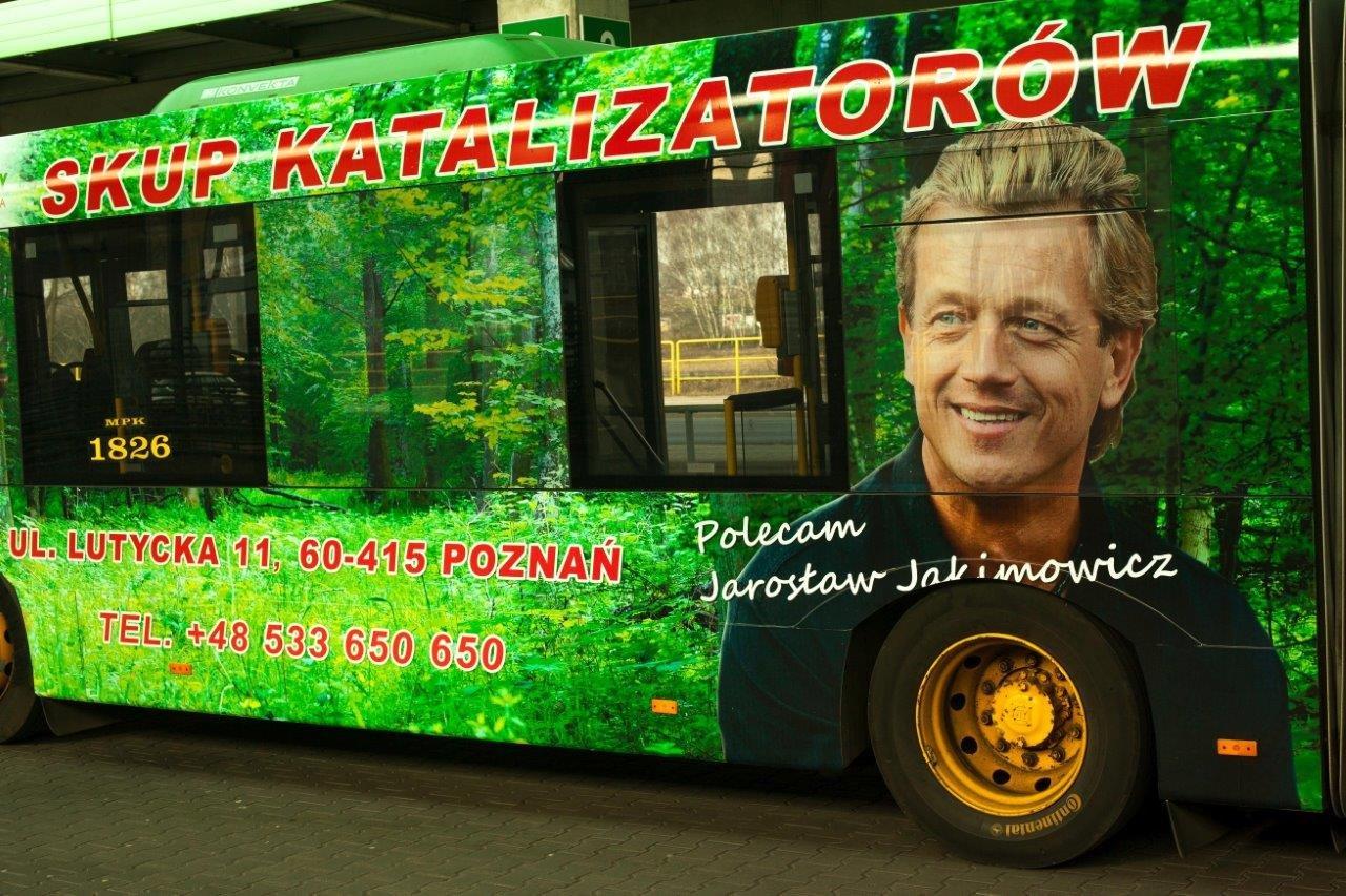 Jarek Jakimowicz, skup katalizatorów
