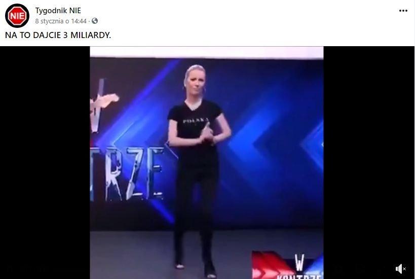 Magdalena Ogórek Tygodnik Nie