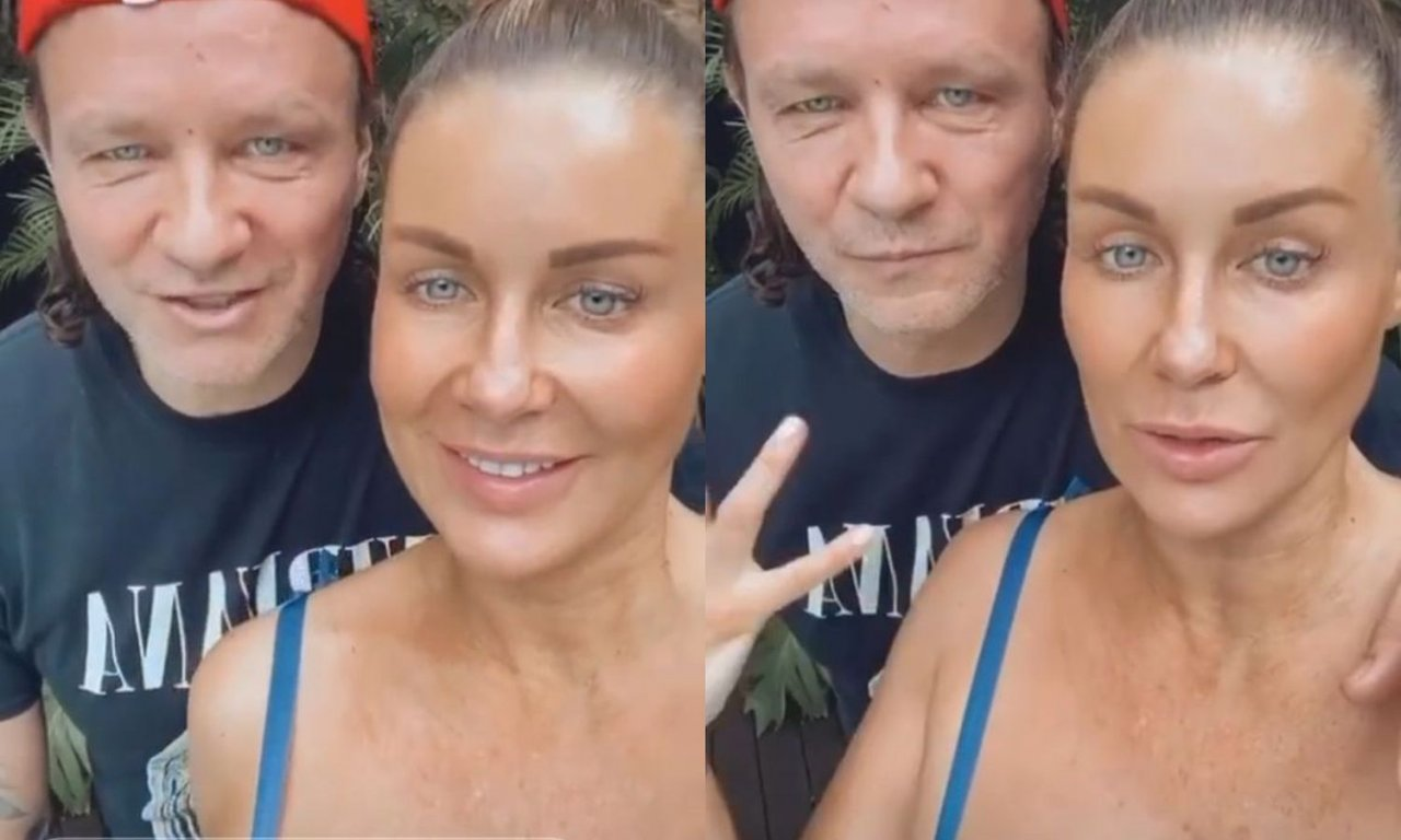 Małgorzata Rozenek pokazała się w bikini w Meksyku. Widać wszystko jak na dłoni
