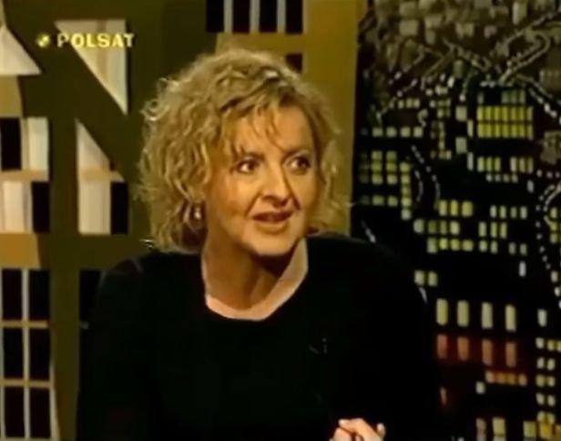 Magda Gessler kiedyś