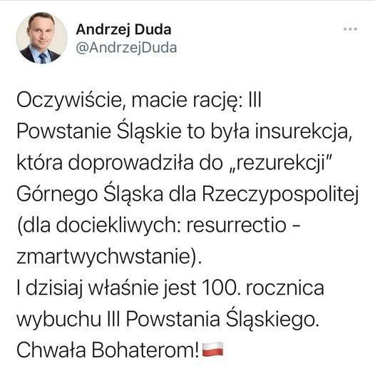 Andrzej Duda, Twitter.com
