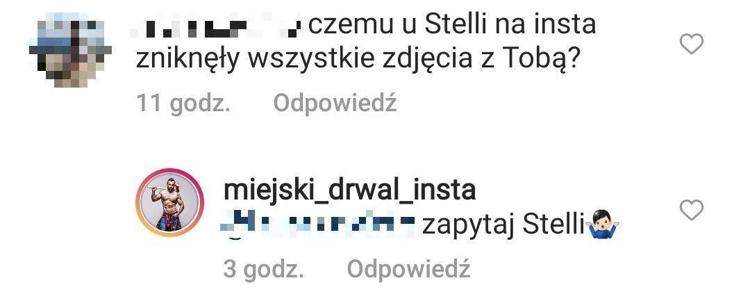 Piotr Szczurek, Instagram