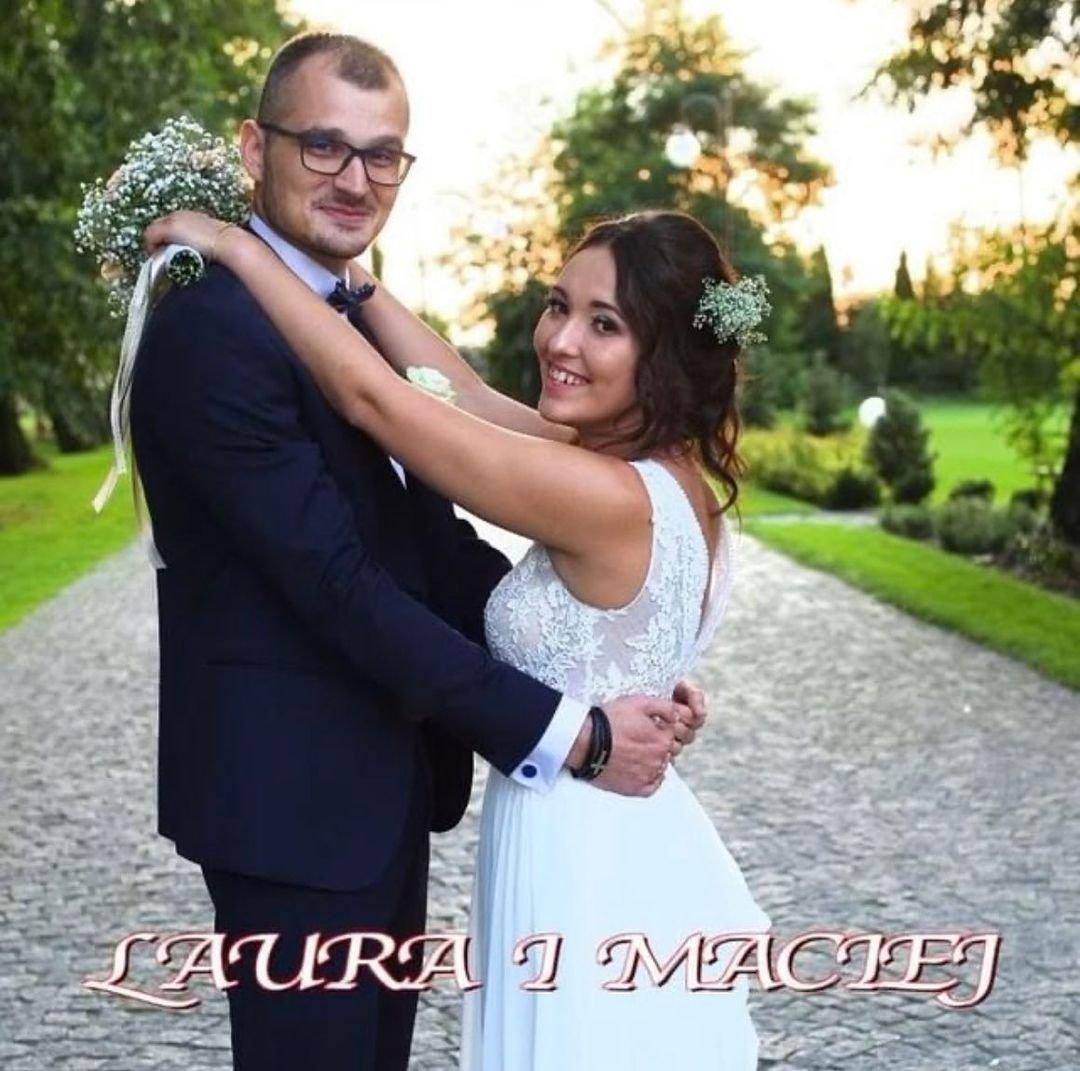Laura i Maciej, ślub