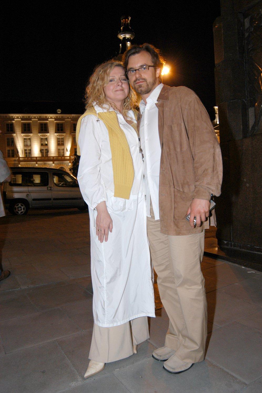 Magdalena Gessler, Mariusz Diakowski, czerwiec 2003