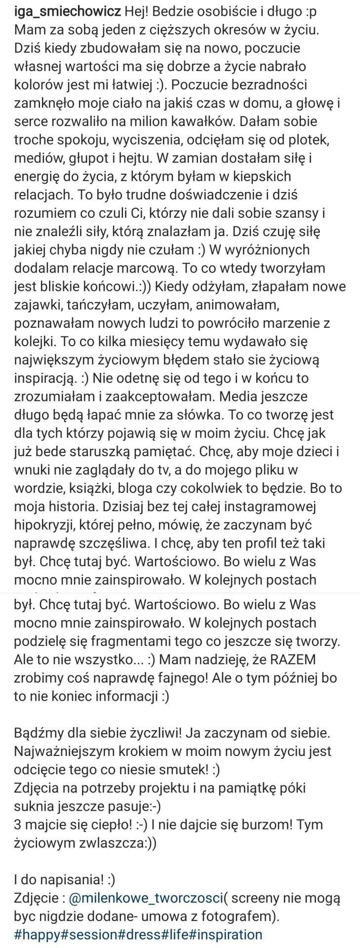 Iga Śmiechowicz