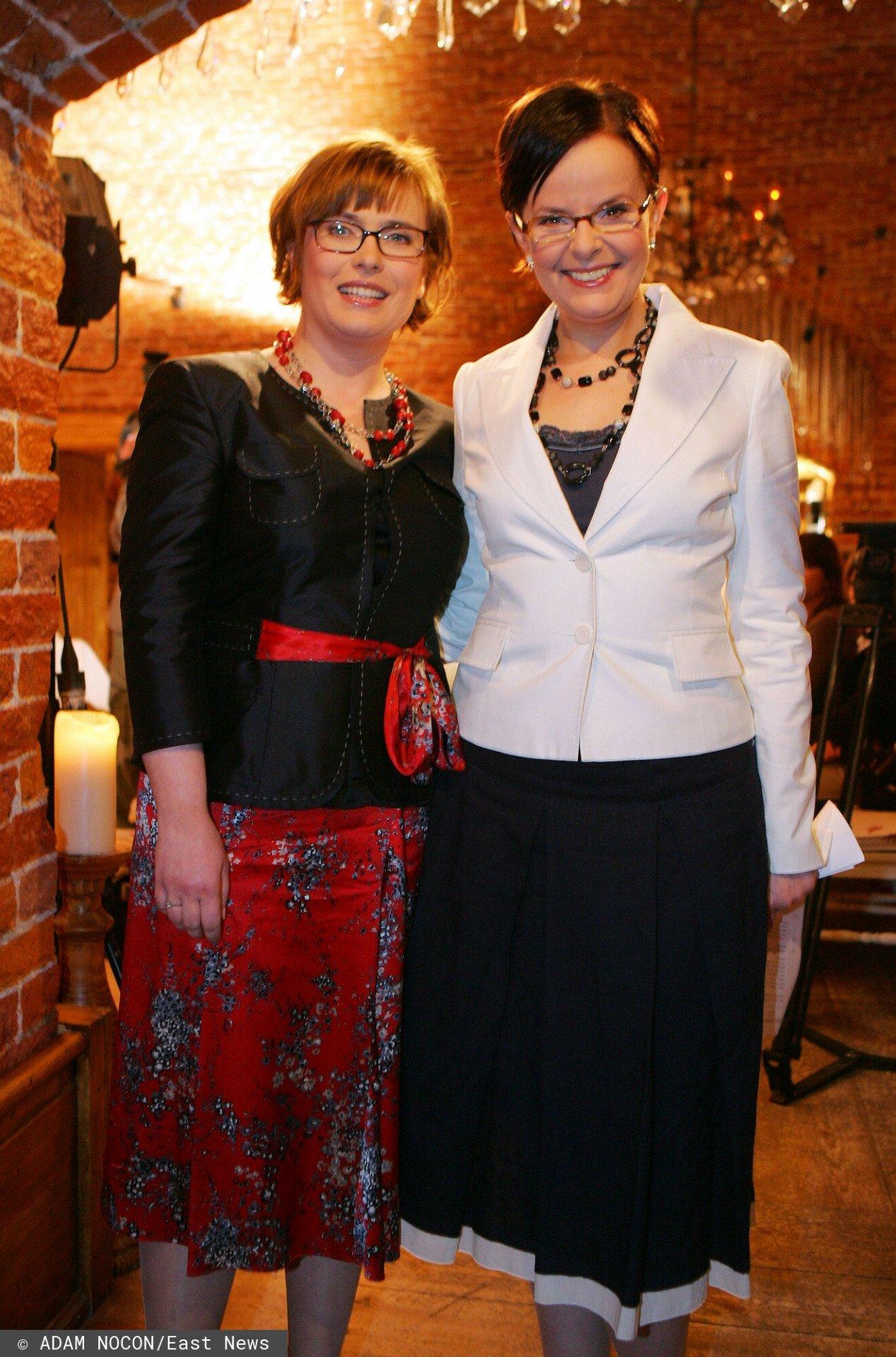 Korwin-Piotrowska dziennikarka