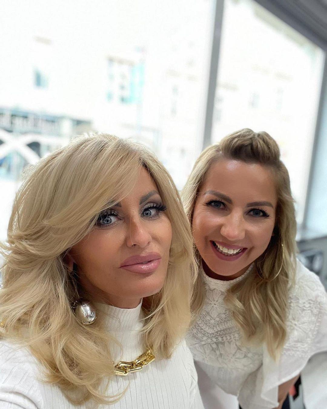 Dagmara Kaźmierska blond