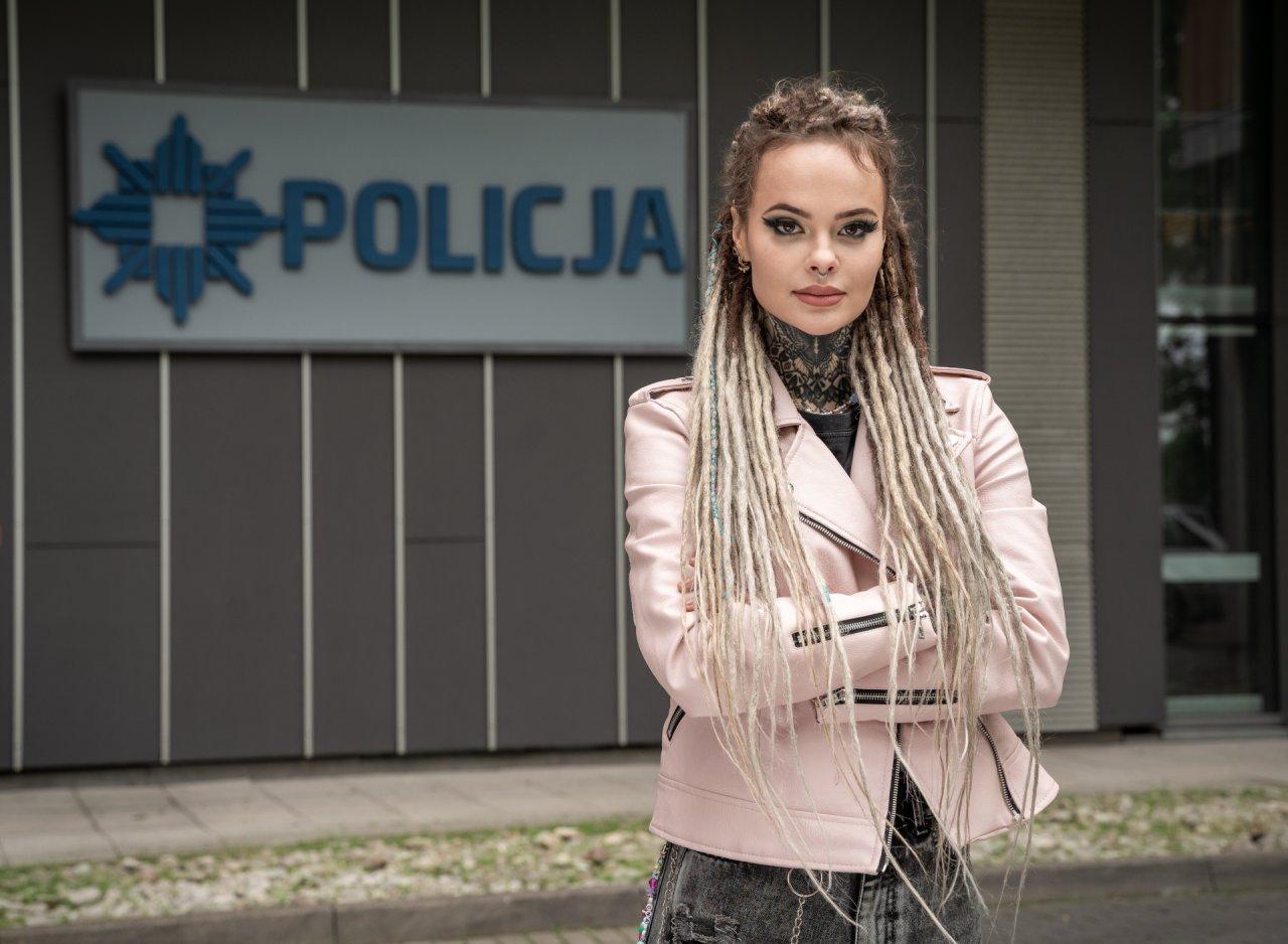 Żaneta Kujawska (Monika Miller)