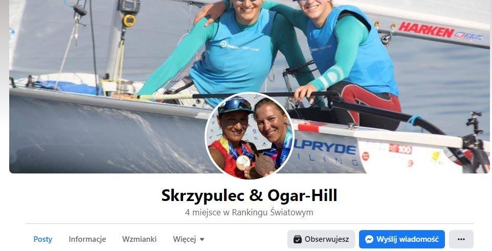 Jolanta Ogar-Hill na Facebooku