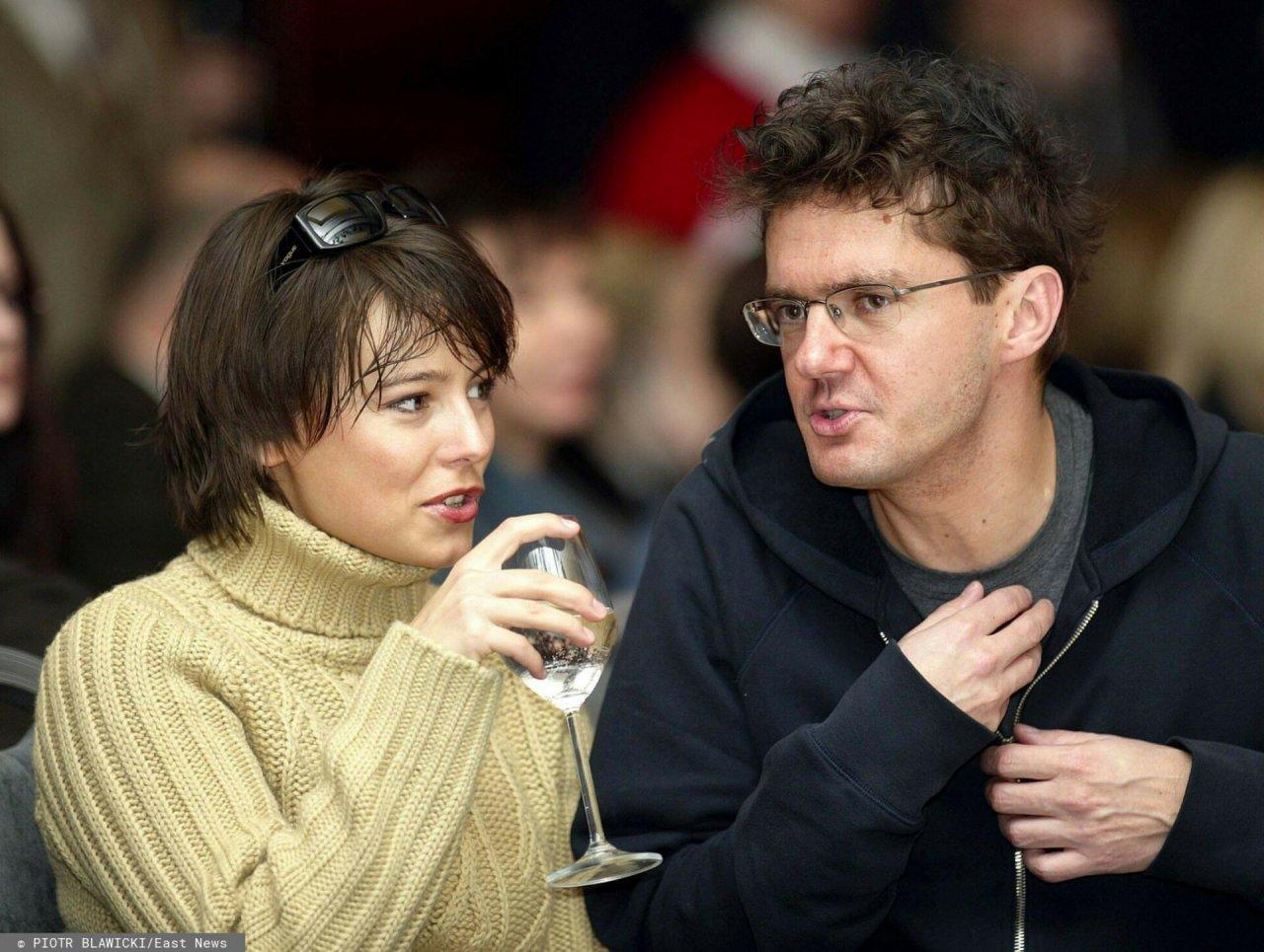 Anna Mucha i Kuba Wojewódzki spędzają czas razem.